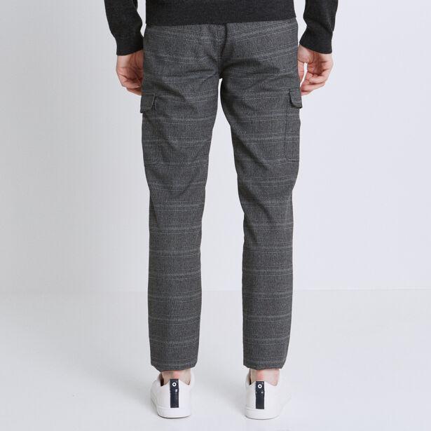 Pantalone Chino Battle a quadri