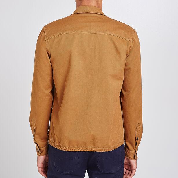 Regular workwear overhemd