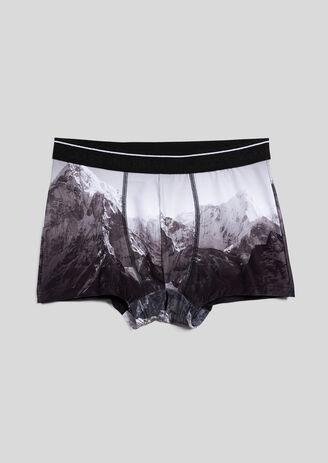 Boxer unitaire montagne