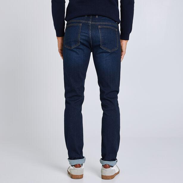 Slim jeans Urbanflex, donker stone