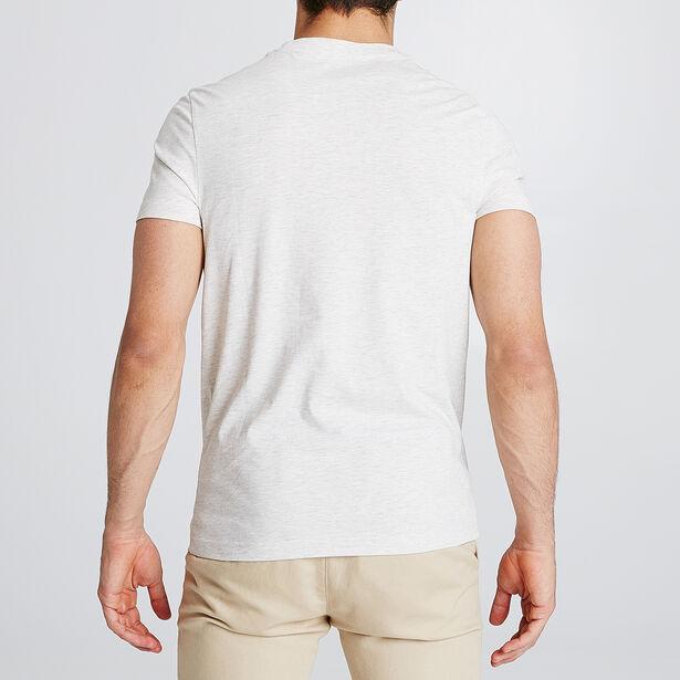 T-shirt met print van regio Centre