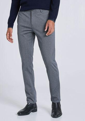Pantalon urbain Maille