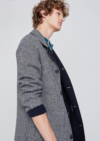 Manteau léger réversible