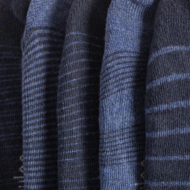 lot de 5 paires de chaussettes invisibles homme homme jules. Black Bedroom Furniture Sets. Home Design Ideas