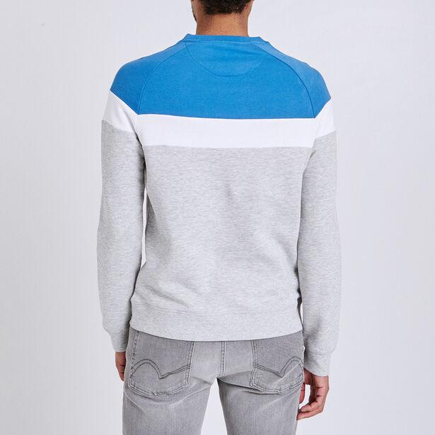 Sweater colorblock