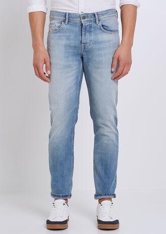 Straight jeans vintage look