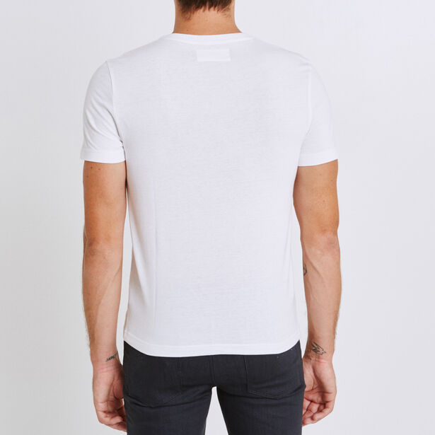 T-shirt ronde hals, met opdruk 'Urban union'