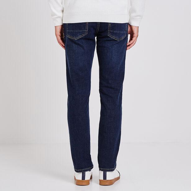 Straight jeans 4L, verwassen