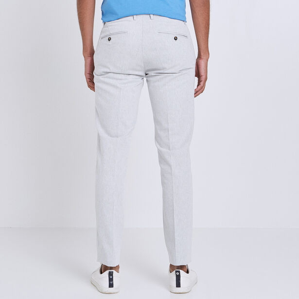 Chino Slim Twill fantaisie