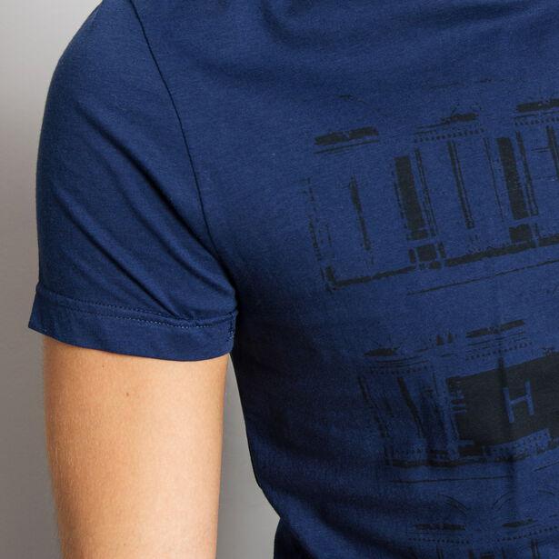 T-shirt imprimé fantaisie.