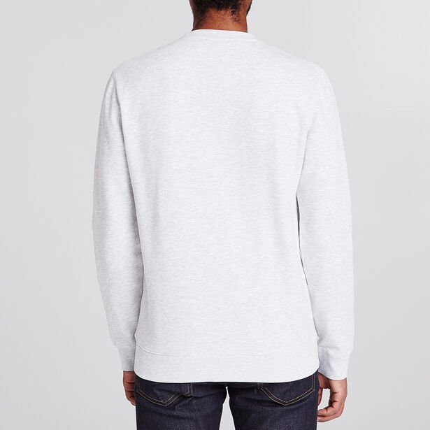 Sweat motif point bouclette