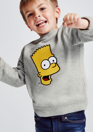 Sweat enfant Les Simpson