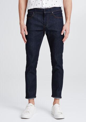 Slim Urbanflex jeans, ruw