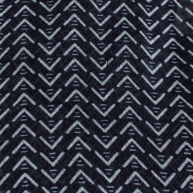 Fijne grafische sjaal