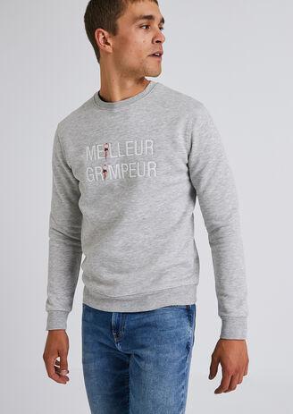 Geborduurde sweater Tour de France