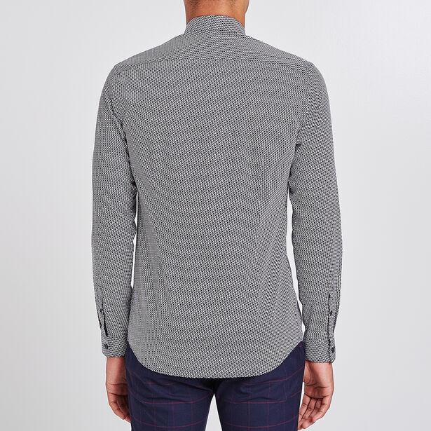 Camicia Slim Stampata