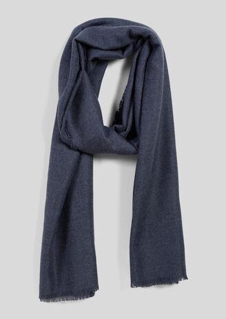 Effen sjaal
