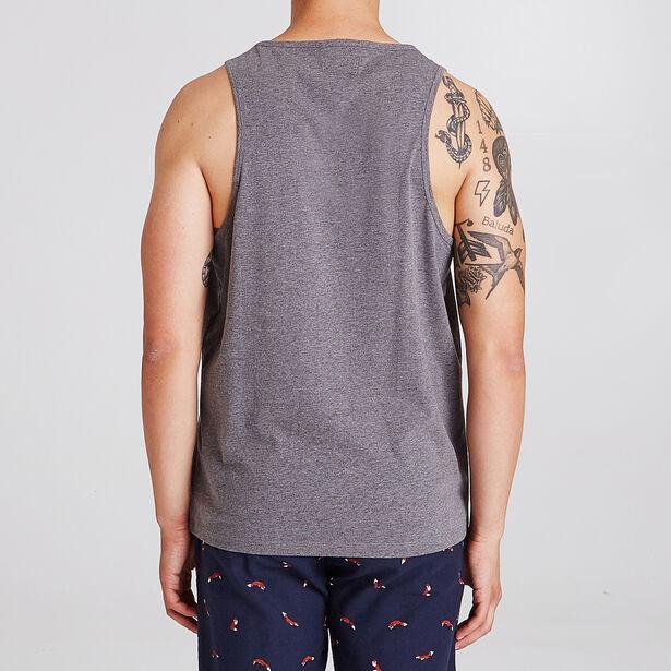 Débardeur pyjama broderie poitrine