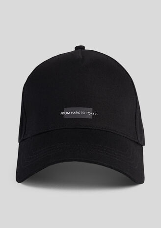"""Casquette """"From Paris to Tokyo"""""""