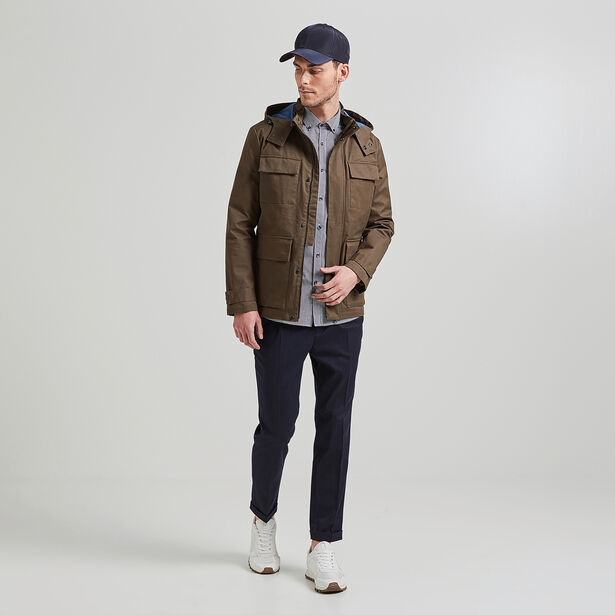 Trench Parka