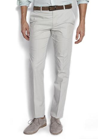 Pantalon de costume ajustée