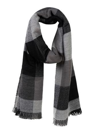 Tweezijdige sjaal prince-de-galles