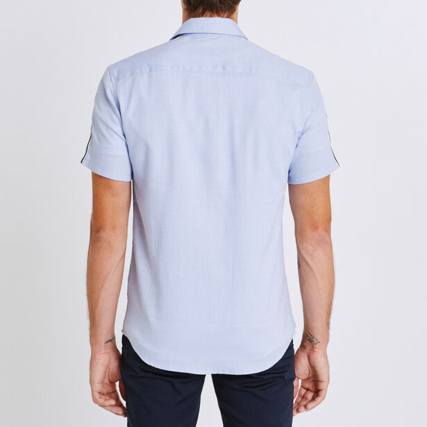 Oxfordhemd korte mouw