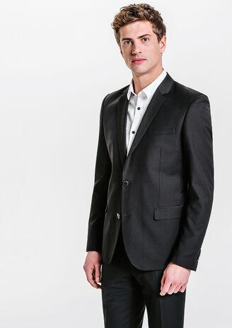 Veste de costume fitted