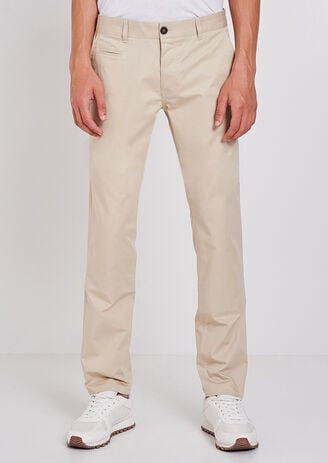 Chino straight bio La Gentle Factory