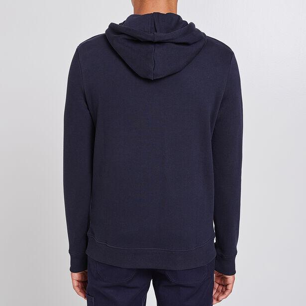Sweater met kap
