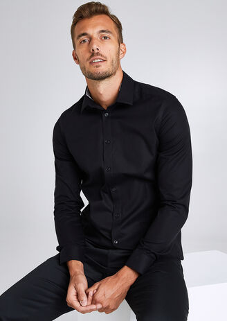 Chemise Regular Repassage Facile