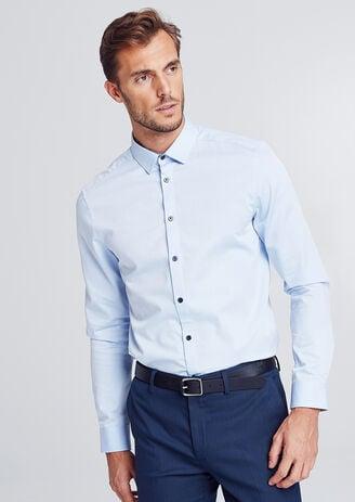 e5a9e10a4 Chemise homme, chemise slim, chemise ajustée - Jules