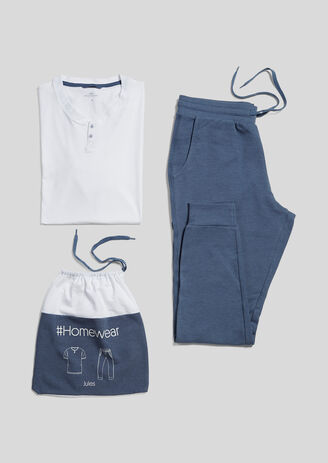 Pigiama Jogging e T-shirt