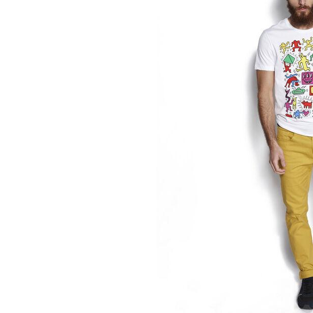 T-shirt Keith Haring