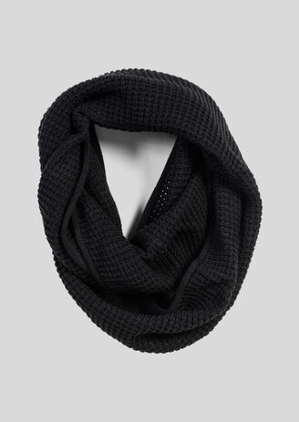 Snood jeu de point fin