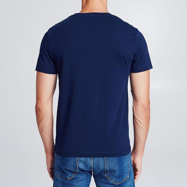 Tee-shirt avec imprimé région aquitaine