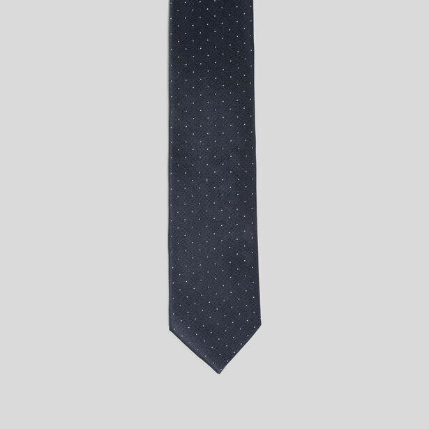 Cravate homme à petits pois