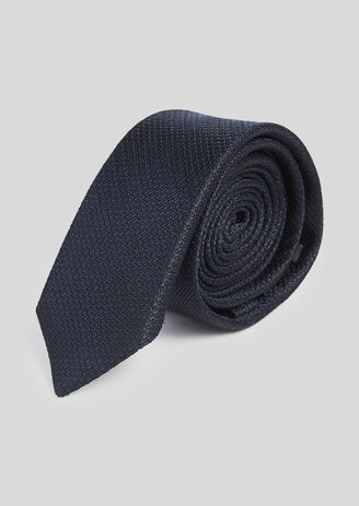 Cravate petits motifs