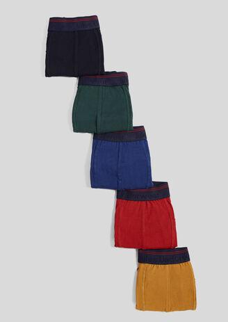 Set van 5 boxers
