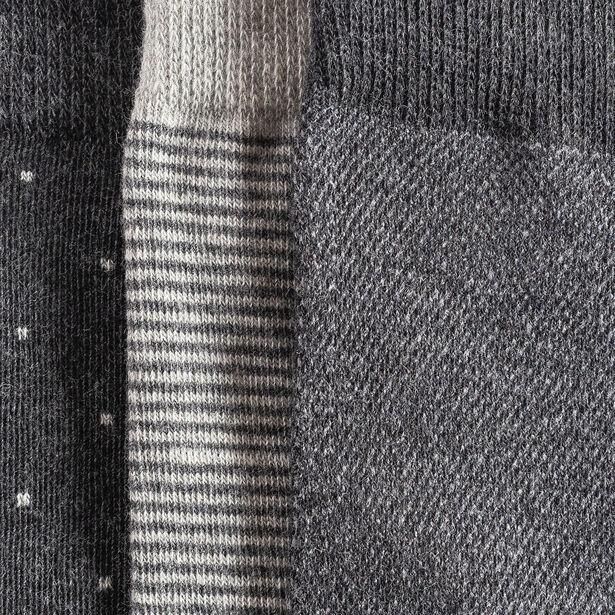 Lot de 3 paires de chaussettes homme