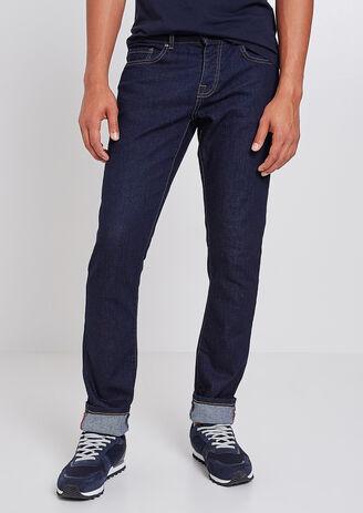 Jeans Slim grezzi