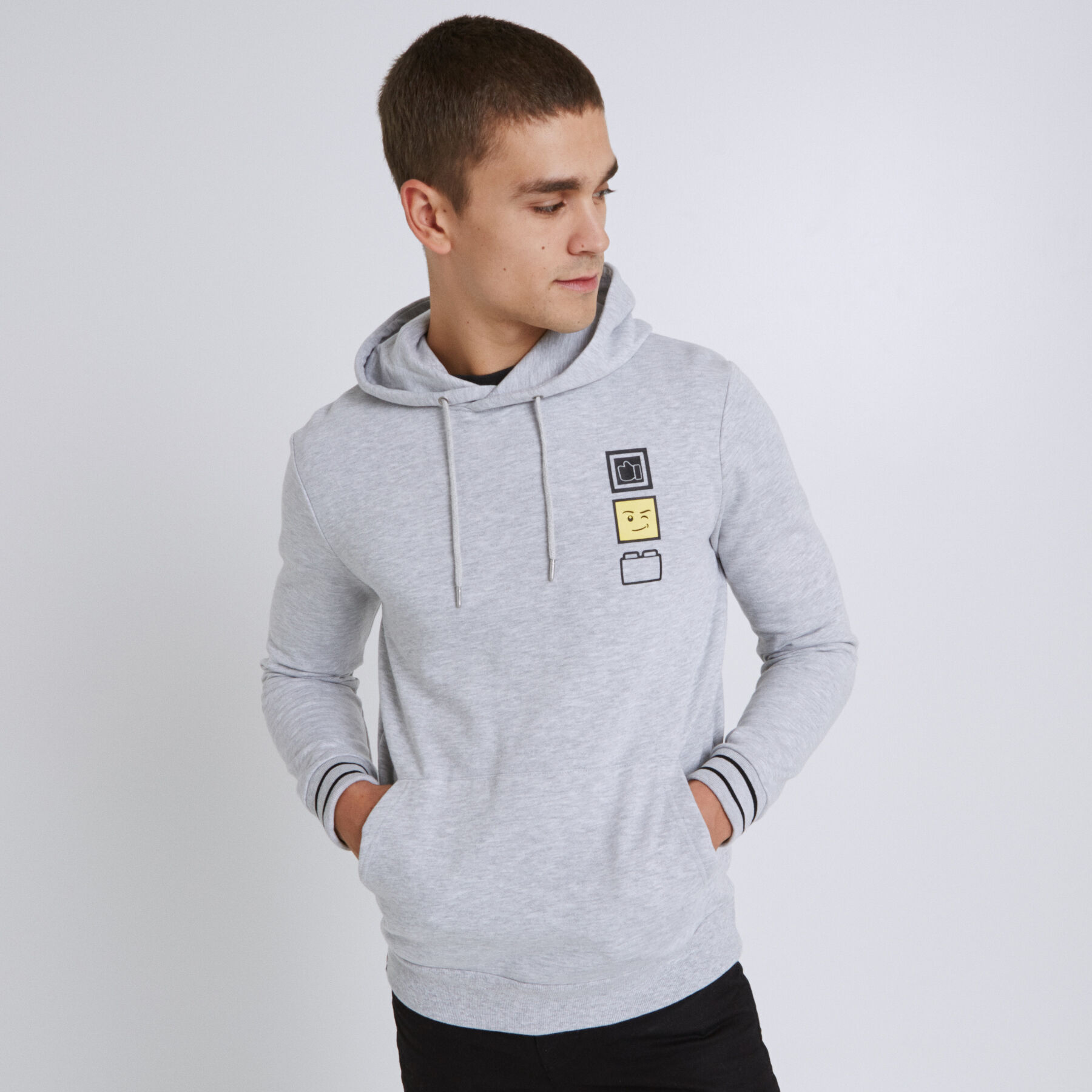 homme lego sweat capuche jules 2f57a3a98be1