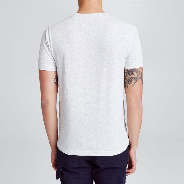 Tee shirt imprimé devant PAPA FUN