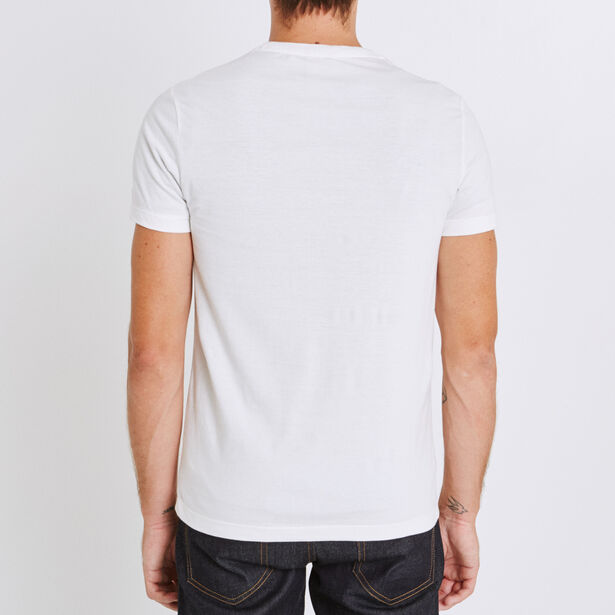 "Tee shirt imprimé ""départ"" 100%made in France"