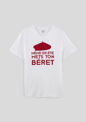 Regionaal T-shirt Baskenland