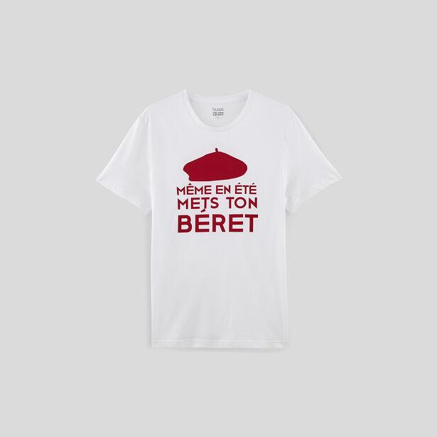Tee shirt regione Paesi Baschi