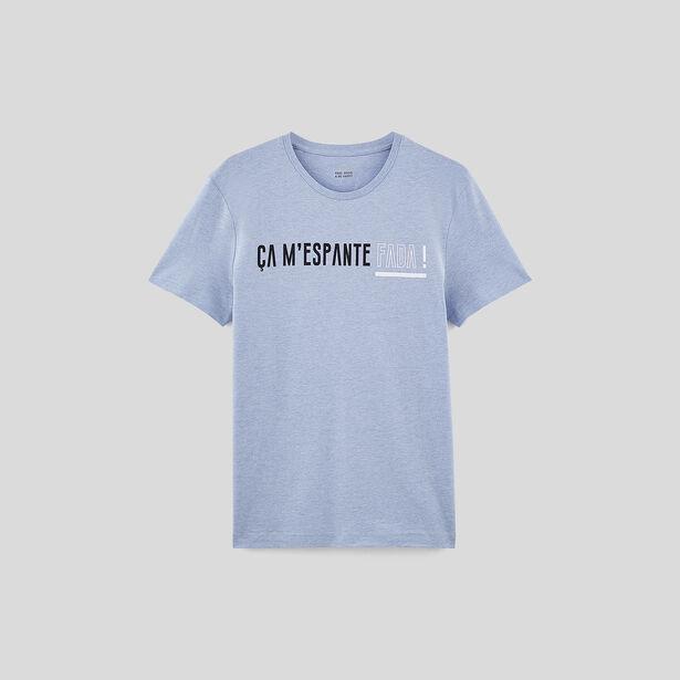 T-shirt met knipoog naar de regio Languedoc