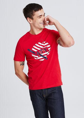 T-shirt homme   uni, rayé, imprimé ➤ Choisissez votre T-shirt sur Jules 81f12fd4151f