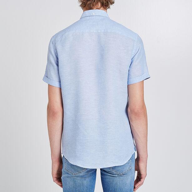 Camicia di Lino Regular