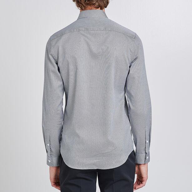 Camicia Regular Stampata Satin